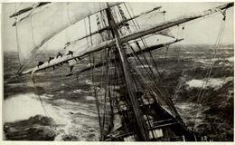 GARTHSNAID     +- 16*  11CM  REAL PHOTOGRAPH BOAT BARCO  BOAT Voilier - Velero - Sailboat - Barche