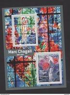 """FRANCE / 2017 / Y&T N° 5116/5117 ** En Bloc Ou F5116 ** : Feuillet """"Marc Chagall"""" - Gomme D'origine Intacte - Nuevos"""