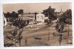 SAINT JEAN DE MONTS (85) - LE ROND POINT DE L'AVENUE DE LA MER - Saint Jean De Monts