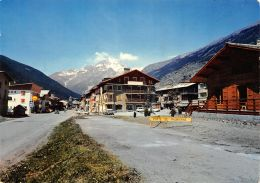 Lanslebourg (73) - Porte De Maurienne - France