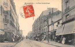 Levallois Perret Tramway Rue Victor Hugo - Levallois Perret
