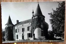 LE POIRE SUR VIE LE CHATEAU DE LA METAIRIE SCAN R/V - Poiré-sur-Vie