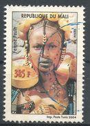 Mali 2003. Scott #1132a (U) Peulh Woman - Mali (1959-...)