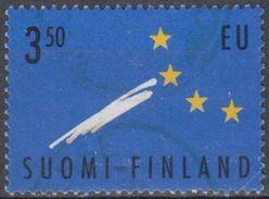 FINLANDIA 1995 Nº 1254 USADO - Gebraucht