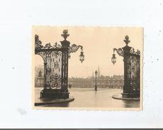 NANCY PHOTO ANCIENNE DES GRILLES DE LA PLACE STANISLAS - Lieux