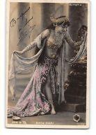 CPA Olympia Mata Hari - Artistas