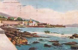 GENOVA - SAN GIULIANO  VG  AUTENTICA 100% - Genova