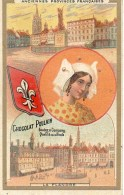 Chromo POULAIN : Anciennes Provinces : La Flandre - Poulain