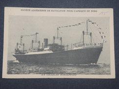 FRANCE - Carte Postale Du S/S Charles Schiaffino - L 9892 - Commerce