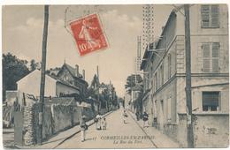 CORMEILLES EN PARISIS - La Rue Du Fort - Cormeilles En Parisis