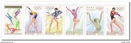 Noord Korea 1994, Postfris MNH, Gymnastics - Korea (Noord)