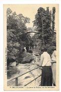 BELLEGARDE  (cpa 01)  La Perle Du Rhône, Vue Du Belvédère . -   - L 1 - Bellegarde-sur-Valserine