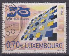 LUXEMBURGO 2004 Nº 1595 USADO - Luxemburgo