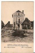 76 316 - ETRETAT - Collection Maurice Davanne, 1851 Villa Le Poitevin, 1923 Les Tramails - Etretat