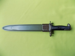Baionnette US M1 Garand Fabricant A.F.H. Fourreau U.S. - Knives/Swords