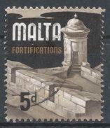 Malta 1970. Scott #319A (U) Fortification - Malte