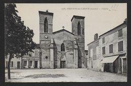 GRENADE SUR L' ADOUR - L' Eglise - Sonstige Gemeinden