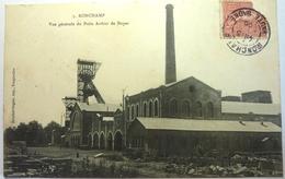 VUE GÉNÉRALE DU PUITS ARTHUR DE BAYER - RONCHAMP - Frankreich