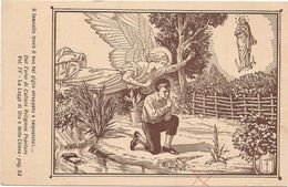 X218 Cristianesimo - Illustrazione Illustration Giambattista Conti - Il Bambino Trovò Il Giglio Calpestato - Christendom