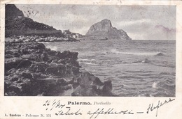 PALERMO - PORTICELLO VG   AUTENTICA 100% - Palermo