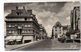 B3936 LISIEUX - RUE AU CHAR - Lisieux