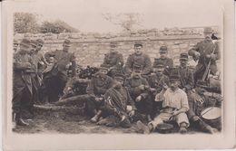 Militaire :  Soldat ( Destinée  Famille Albert   Logeard Paris- Tanques-écouché? Orne   Meme Lot Rentrer) - Personen