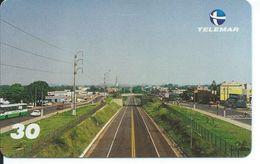 Rail Paysage Pont Bridge - Chemin De Fer - Télécarte  Phonecard Telefonkarte  (S. 635) - Paysages