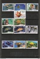 2017 BRITISH VIRGIN ISLANDS - Fishes - Poissons