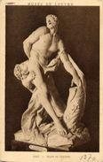 Paris - Cartolina Antica MILON DE CROTONE Di PUGET (N.1466, Braun & Cie) Musée Du Louvre -  N83 - Sculture