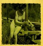 Photo Femme Nue Seins Nus - Pin-Ups