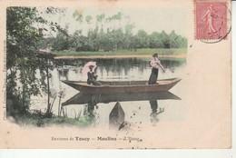 Environs De Toucy-Moulins-L'Etang. - Toucy