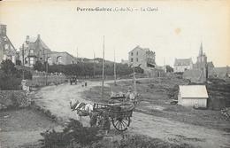 Perros-Guirec (Côtes Du Nord) - La Clarté, Attelage - Edition J. Sorel - Carte Non Circulée - Perros-Guirec