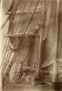 ?    +- 16* 12 CM  REAL PHOTOGRAPH BOAT BARCO  BOAT Voilier - Velero - Sailboat - Barche