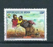1999 Benin 150F Solidarité Used/gebruikt/oblitere - Benin – Dahomey (1960-...)