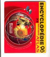 TAPIS DE SOURIS ENCYCLOPEDIE 98 EDITIONS ATLAS - Sciences & Technique