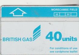 BRITISH GAS  Morecambe Field - Royaume-Uni