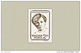 Hungary 1984. Kato Haman Stamp MNH (**) Michel: 3715 / 0.50 EUR - Ungarn