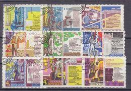 3 SERIES OBL - V/IMAGES - 1923-1991 USSR