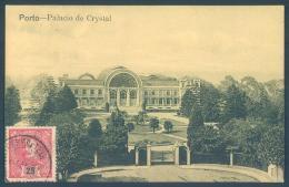 Portugal PORTO Palacio De Crystal - Portugal