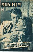 REVUE CINEMA MON FILM  LES AMANTS DE VERONE  No167 1949 - 1900 - 1949