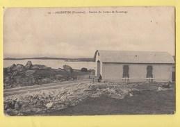 29 ARGENTON Station Du Bateau De Sauvetage - France