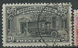 états Unis - Timbre Pour Lettre Par Express - Yvert N° 13 Oblitéré -  Ava16501 - United States