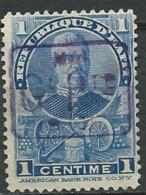 Haiti   - Yvert N° 62 (*)  ( Sans Gomme ) ( )  -  Ava16543 - Haiti
