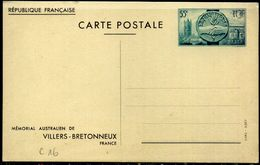 France  Entier  N° 400 CP1   Neuf - Standard Postcards & Stamped On Demand (before 1995)