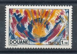 1912** Douane - France