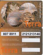 GREECE - Terra Prepaid Card 5 Euro, Sample - Greece