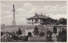 """BELGRADE - LE MONUMENT """" VAINQUEUR"""" -N/C - Serbie"""