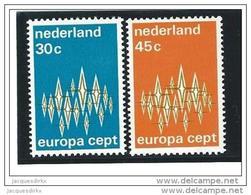 Nederland  ....  NVPH  ....     1007/1008     ....   **  ....  Postfris .... MNH ....  Postfrisch .... Neuf ** - Periode 1949-1980 (Juliana)
