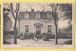 36 REUILLY Villa Des Magnolias - France