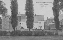 Mont-sur-Marchienne .  Vieux Château .  Intérieur - Belgique